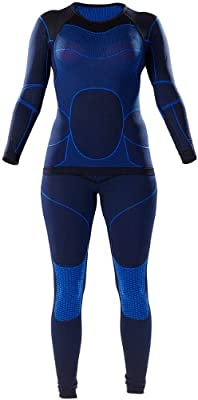 PEARL sports Damen-Thermo-Funktionsunterwäsche mit Kompression, Gr. S von PEARL sports bei Outdoor Shop