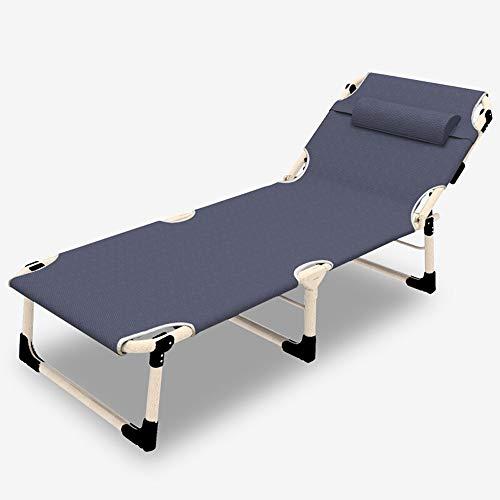 Jia He Klappbett Klappbett - Recliner Einzelbett Büro Mittagsschlafbett Bettbettbreite bis 67 cm B-15 Bettwinkel einstellbar ##