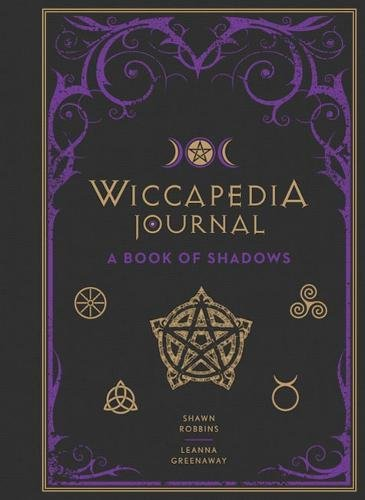 Wiccapedia Journal: A Book of Shadows (Journals) por Shawn Robbins