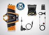 testo 330i Abgas-Analysegerät Basis-Set - 0563 3000 73 + Kleinschmidt GmbH Magnet-Smartphonehalter + erstem Service*, inkl. Inzahlungnahme Altgerät