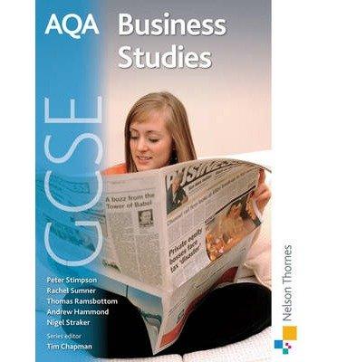 AQA GCSE Business Studies: Student's Book (Paperback) - Common