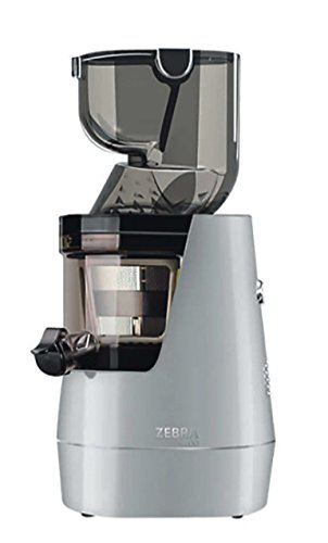 Zoo Appliances LTD Entsafter Saftpresse Zebra Whole Slow Juicer