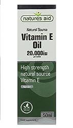 (3 Pack) - Naid Vitamin E Oil 20 000iu   50s   3 Pack - Super Saver - Save Money
