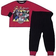 Power Rangers Pijama dos piezas - para niño