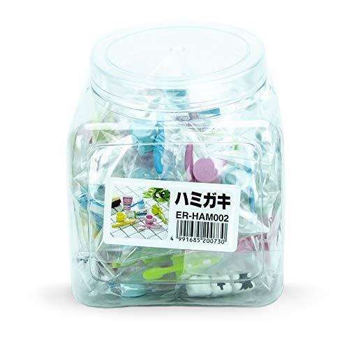 Iwako japanische Radiergummis: 6 Stück Zahn und Zahnbürste Set