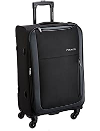 PRONTO Paris Polyester 58 cms Black Carry-On (6453 - BK)