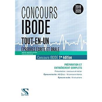 Concours IBODE 2019-2020 Tout-en-un