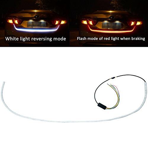 Auto LED Rücklicht Streifen Bar Heckklappe Drehen Bremse Laufen Reverse Signal Lampe 5050 (Fliesen Versorgt)