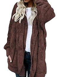 Amazon.es: Emo - Marrón / Ropa de abrigo / Mujer: Ropa