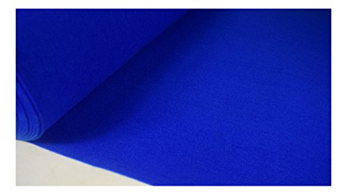 Fabrics-City ROYALBLAU BASTELFILZ FILZ STOFF 100CM~4MM~ FILZSTOFF STOFFE, 3988