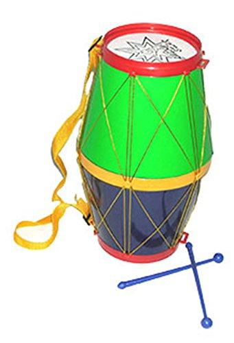 Zauberclown - Trommel Krachmacher Kostüm Zubehör Musik, 18cm, (Kostüme Gemeinsame Mädchen Halloween Für)
