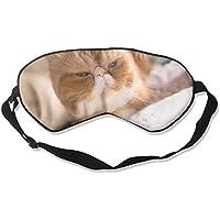 Eye Mask Eyeshade Cat Bokeh Sleeping Mask Blindfold Eyepatch Adjustable Head Strap preisvergleich bei billige-tabletten.eu
