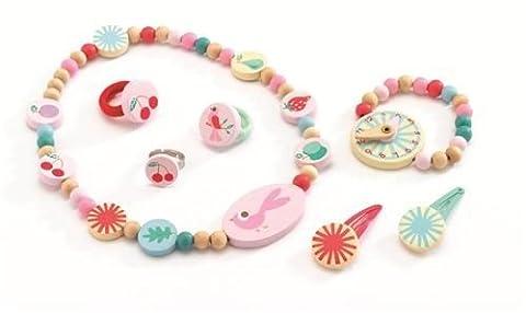 Set de bijoux Jardin d
