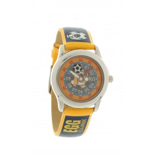 Ei-4042510DDP Kinder-Armbanduhr Analog Quarz Uhrenarmband Gummi gelb