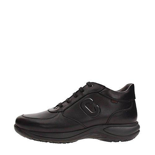 CallagHan 78205 Sneakers Uomo Pelle NERO NERO 44