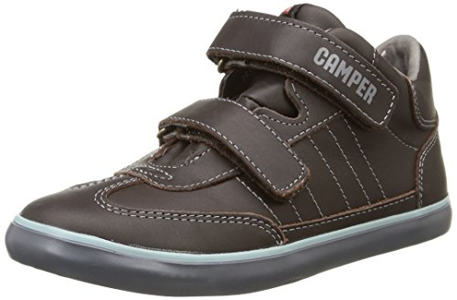 Camper Pelotas Persil Vulcanizado, Boys  Hi-Top Sneakers, Brown (Marron) 54659c6f503c