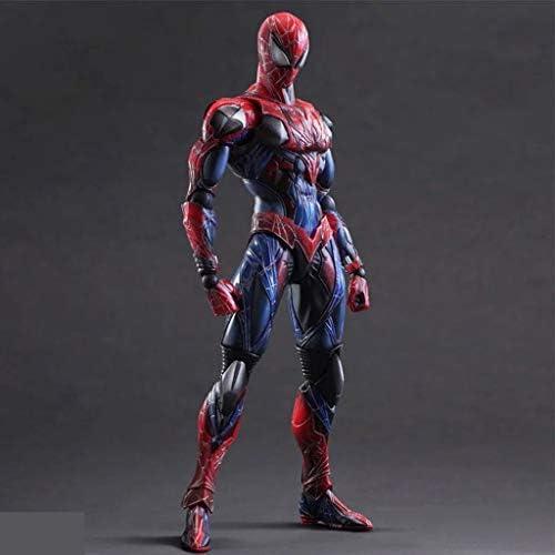 LYLLYL PLAYARTS Spider-Femme Avengers Modèle Modèle Modèle Spider-Femme Statue OrneHommes t Anime Haut 26cm Jouet modèle | Une Grande Variété De Modèles  b5d95a