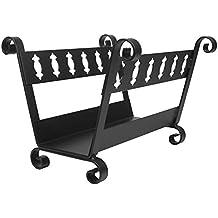 panier pour buches. Black Bedroom Furniture Sets. Home Design Ideas