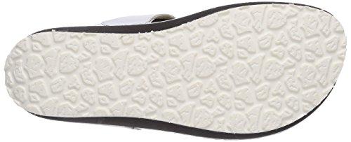 Berkemann Mila Damen Pantoletten Weiß (100 weiß)