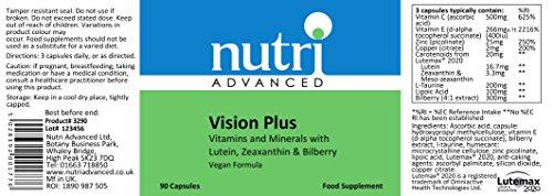 Nutri Advanced Vision Pus
