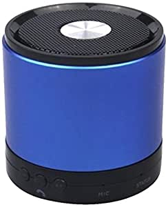 MySpeaker Bluetooth Soundsystem Wireless Lautsprecher - Schwarz/Blau