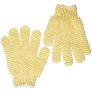 Earth Therapeutics – Exfoliating Hydro Gloves Natural