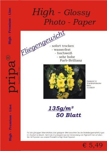 pripa-confezione-da-50-fogli-di-carta-fotografica-a4-135-g-carta-lucida-asciugatura-istantanea-e-idr