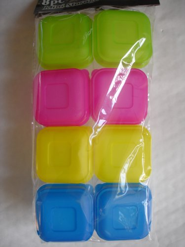 Mini-Vorratsdosen, 8 Stück