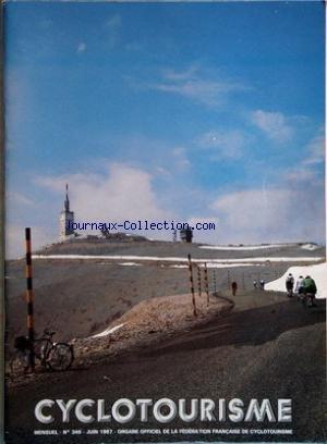 cyclotourisme-no-346-du-01-06-1987-organe-officiel-de-la-federation-francaise-de-cyclotourisme