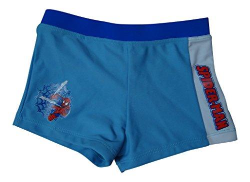 Marvel Spiderman Bañador Slip-Bañador para Hombre Talla 6Meses-23Meses Multicolor Azul