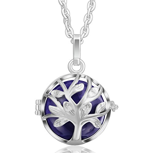 Radient Essential Oil Diffuser Necklace Stainless Steel Aromatherapy Locket Pendant Skilful Manufacture Aromatherapy