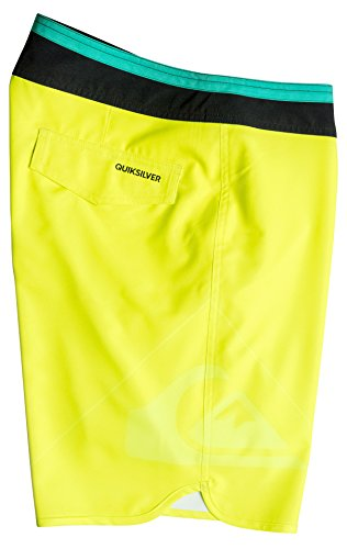 Quiksilver Herren New Wave 19 Zoll Board Shorts Safety Yellow