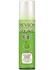 REVLON PROFESSIONAL EQUAVE Soin Démêlant Instantané sans Rinçage 2 Phases Kids Enfants, 200ml