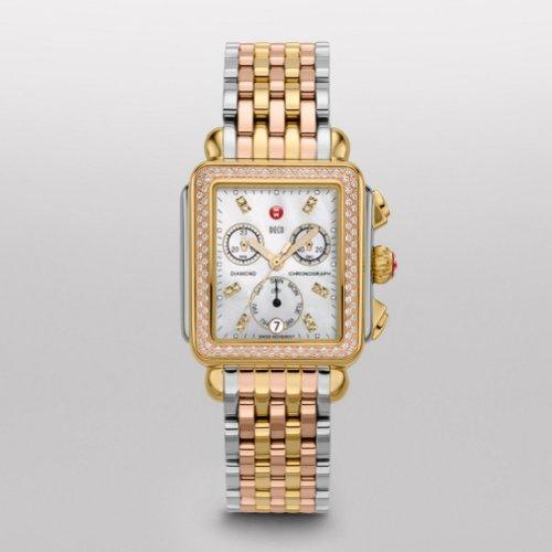 Michele mww06p000077 - Reloj de pulsera mujer, color dorado