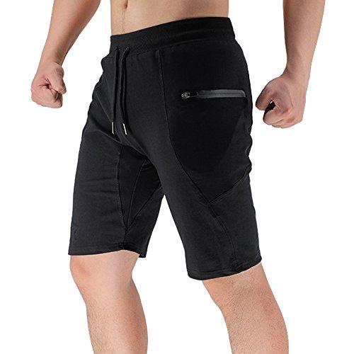 BROKIG Shorts Deportivos para Hombres
