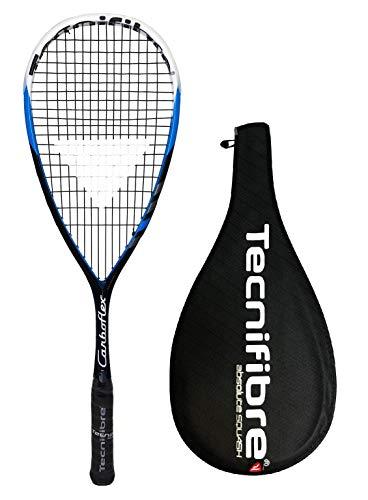 Tecnifibre CARBOFLEX 135 SQ R, Noir, Taille Unique
