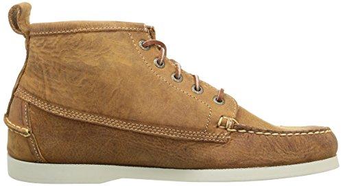 Sebago Beacon, Stivali Uomo Marrone (Brown Leather)