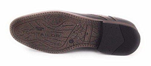 TOM TAILOR  2780303/00005, Chaussures de ville à lacets pour homme 00005Mokka