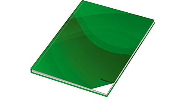 Notizbuch blanko 96 Blatt DIN A4 70g//m² 20x Kladde