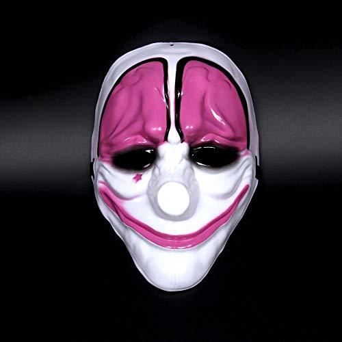 Halloween Maske Houston - AHJSN Maske Halloween Maske beängstigend Terror