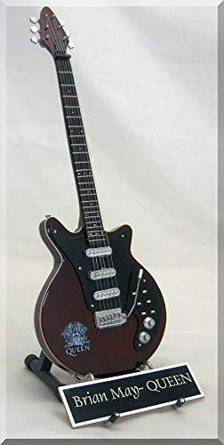 Brian May Guitarra en miniatura Queen con nombre