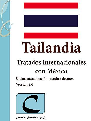 Tailandia - Tratados Internacionales con México