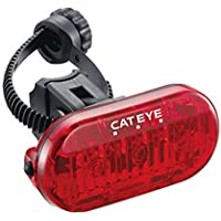 CatEye Omni 3 TL-LD135 3 LED Rear Light - Black