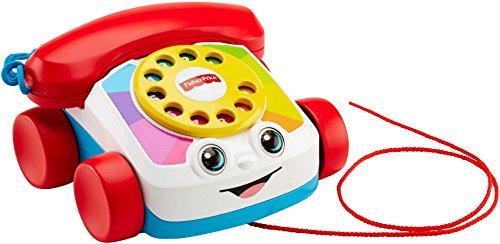 MATTEL Fisher Price fgw66-plapper Teléfono