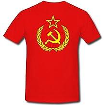 Sovietico falce e martello - T-Shirt #104