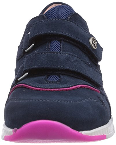 Däumling Jana - Julia, Low-Top Sneaker bambina Blu (Blau (Turino tiefsee46))