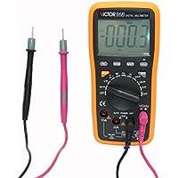 Victor Vc86b multimètre numérique avec USB Digital testeur de tension courant Capacitance Mètre diode Test