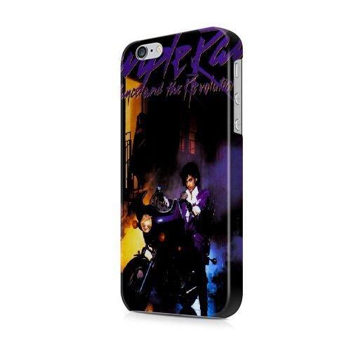 iPhone 6/6S (4.7 pouces) coque, Bretfly Nelson® NIRVANA Série Plastique Snap-On coque Peau Cover pour iPhone 6/6S (4.7 pouces) KOOHOFD908992 PRINCE PURPLE RAIN - 001