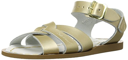 Salt-Water wasserfeste Sandale Original Gold-7 (Strappy Gladiator)