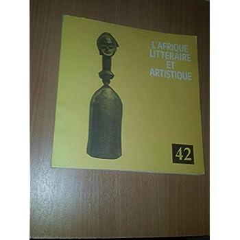 L'afrique littéraire et artistique n° 7